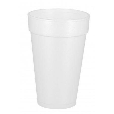 Vaso Termico Foam EPS 16Oz/480 ml (25 Unidades)