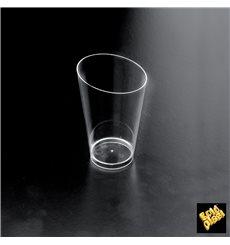 Vaso de Degustacion Conico Alto Transparente 70 ml (25 Uds)