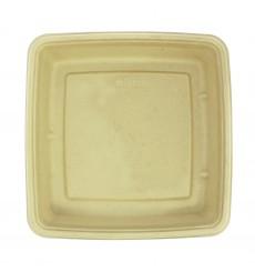 Envase Caña de Azúcar 1000ml 230x230x30mm (75 Uds)