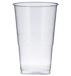 Vaso de Plastico PP Transparente 350 ml (50 Unidades)