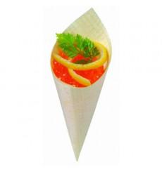 Cuchillo Bambu Degustacion 9cm (50 Uds)