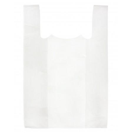 Bolsa Plastico Camiseta 50x70cm Blanca (200 Uds)
