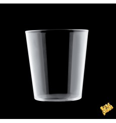 Vaso Reutilizable SAN Tumbler Conico 400 ml (6 Uds)