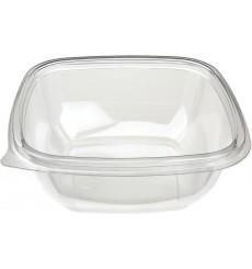 Bol de Plástico Shallow Ensaladera PET 250ml (50 Uds)