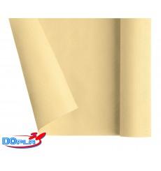Mantel de Papel Rollo Crema 1,2x7m (1 Ud)