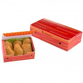 Caja Comida para Llevar Mediana 145x90x45mm (25 Uds)
