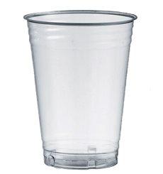 Vaso PLA Bio Transparente 250ml Ø7,3cm (50 Uds)