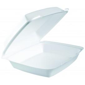 Envase Foam MenuBox Blanco 260x240mm (100 Uds)