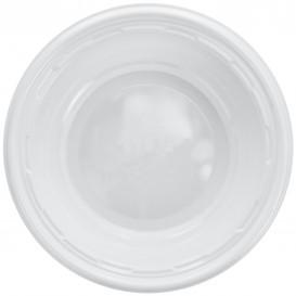 Bol de Plástico PS Blanco 120ml Ø11,5cm (125 Uds)
