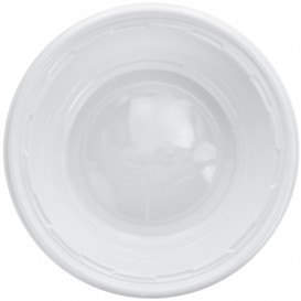 Bol de Plástico PS Blanco 180ml Ø11,5cm (125 Uds)