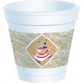"Vaso Termico Foam EPS ""Café"" 4Oz/118 ml (50 Unidades)"