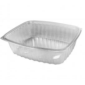 """Envase de Plastico PS """"Clear Pac"""" Transparente 1420ml (63 Uds)"""