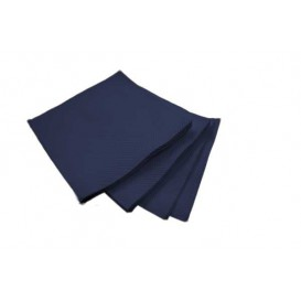 Servilleta de Papel Micropunto 20x20cm 2C Azul (100 Uds)