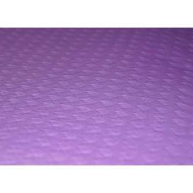 Mantel de Papel Cortado 1x1 Metro Lila 40g (400 Uds)