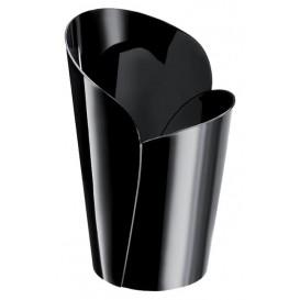 """Vaso Degustación """"Blossom"""" Negro 90ml (15 Uds)"""