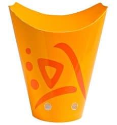 Caja cerrada de Comida para Llevar Kraft 480ml (50 Uds)