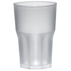 Vaso de Plastico Transparente PP Ø85mm 400ml (5 Uds)