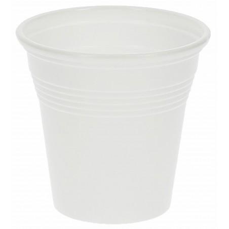 Vaso de Plastico PS Blanco 80 ml (50 Unidades)