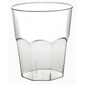 Vaso Plastico para Cocktail Transp. PS Ø73mm 200ml (50 Uds)
