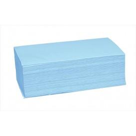 Toalla de Papel Secamanos Azul 1 Capa Z (190 Uds)