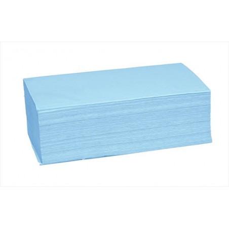 Toalla de papel Secamanos azul (330 Unidades)