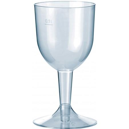Copa de Plastico Premium Agua o Vino 140ml (20 Uds)