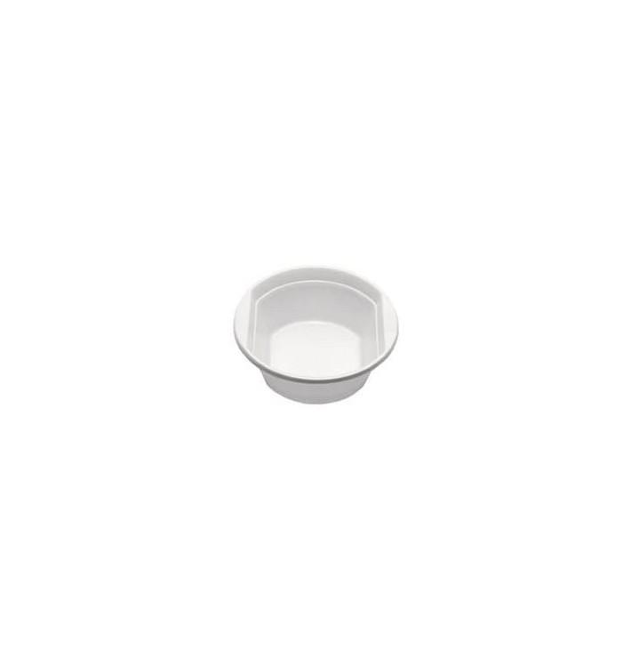 Bol de Plastico PS Blanco 250 ml (100 Uds)
