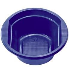 Bol de Plastico PS Azul Oscuro 250 ml Ø12cm (660 Uds)