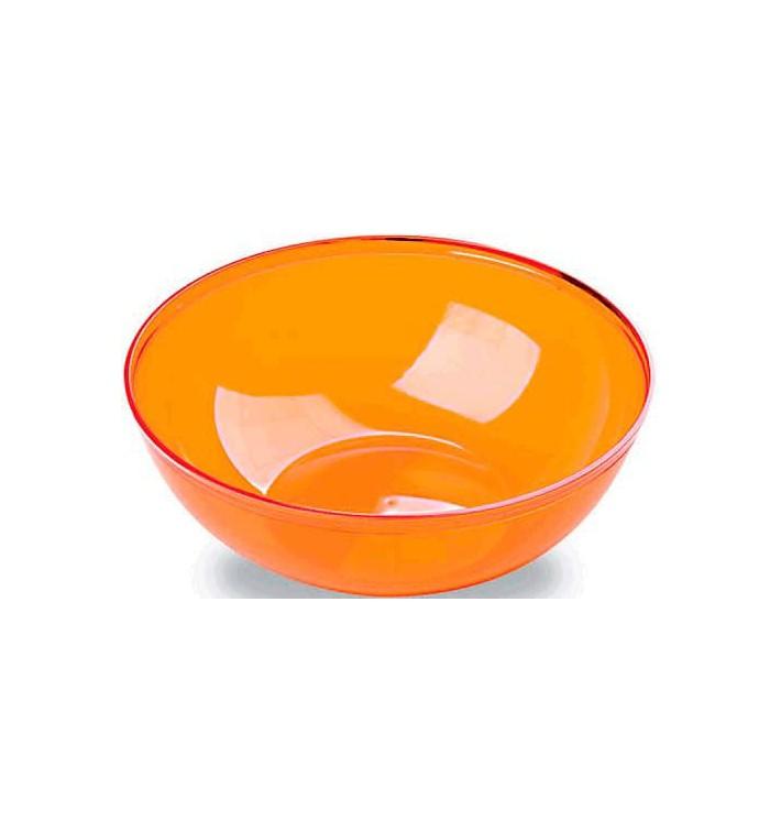 Bol PS Cristal Duro Naranja 3500ml Ø27cm (1 Uds)