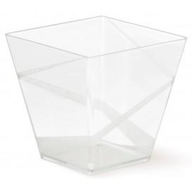 """Vaso Degustación """"Decó"""" Transparente 200ml (40 Uds)"""