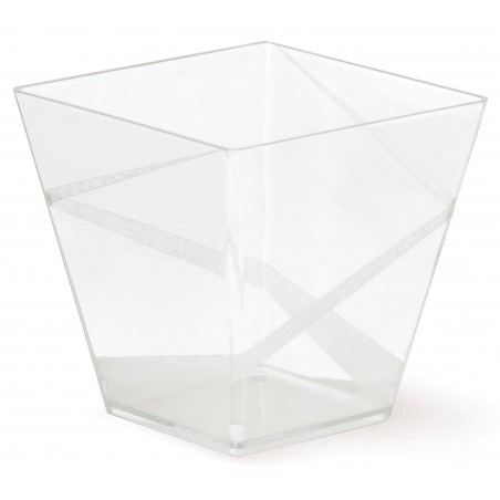 """Vaso Degustación """"Decó"""" Transparente 200cc (40 Uds)"""