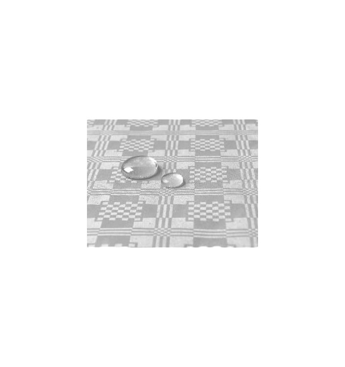 Mantel Impermeable Rollo Plata 1,2x5 metros (1 Unidad)