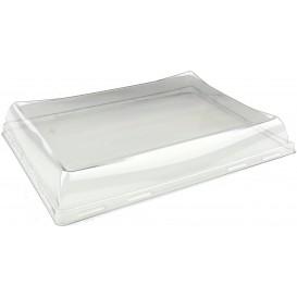 Tapa de Plastico PET para Bandeja de 220x160mm (50 uds)