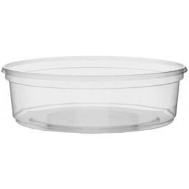 Tarrina de Plastico Transparente 125ml Ø10,5cm (100 Uds)