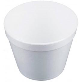 Tarrina Termico Foam Blanco 24Oz/710ml Ø12,7cm (25 Uds)
