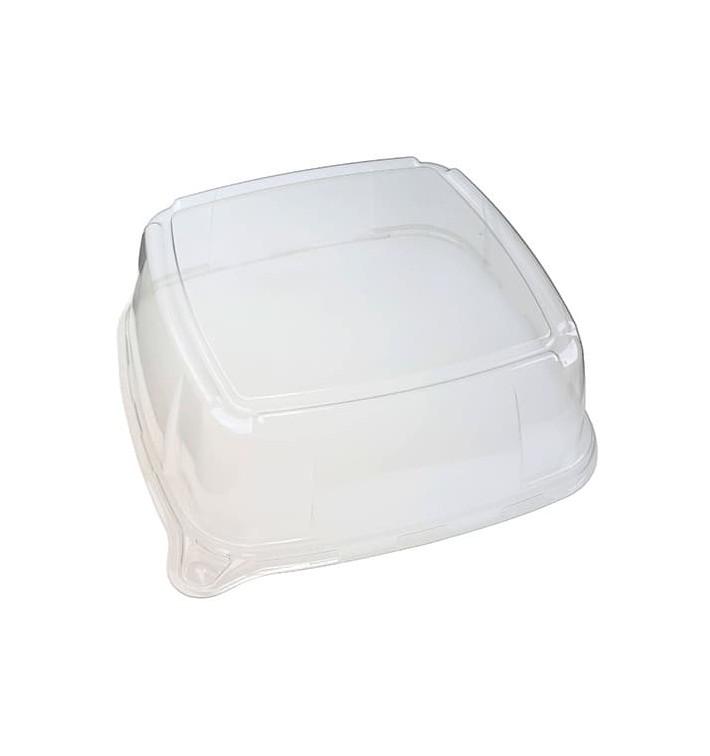Tapa de Plastico para Bandeja 40x40x9 cm (5 Uds)