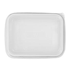 Tapa de Plastico Transp. para Bandeja 157x112x51mm (100 Uds)