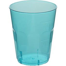 """Vaso Plastico Chupito """"Diamant"""" PS Cristal Azul 50ml (50 Uds)"""