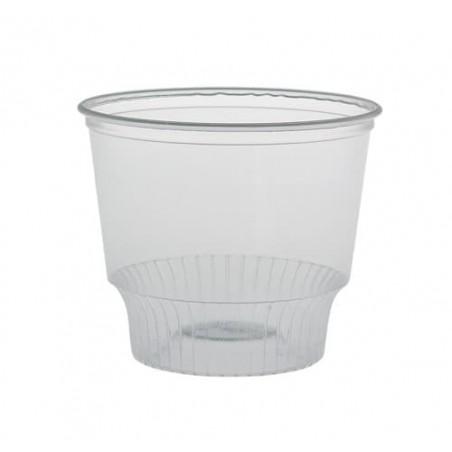 Tarrina para Helados 9oz/265ml Transparente (50 Uds)