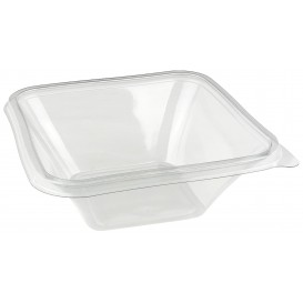 Bol de Plástico PET Impression 750ml 170x170x60mm (50 Uds)
