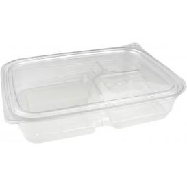 Envase de Plástico PET 3C 700ml 22x16x4cm (75 Uds)