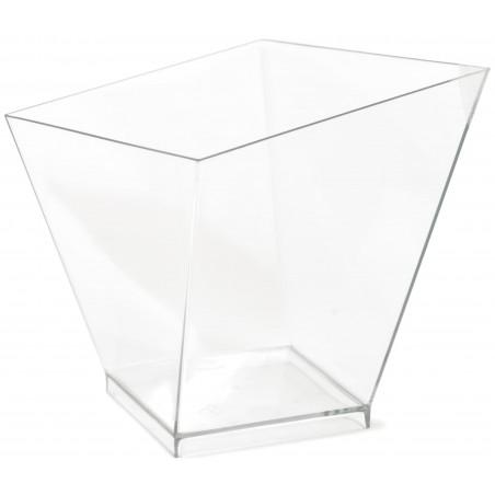 """Vaso Degustación """"Charme"""" Transparente PS 120ml (40 Uds)"""