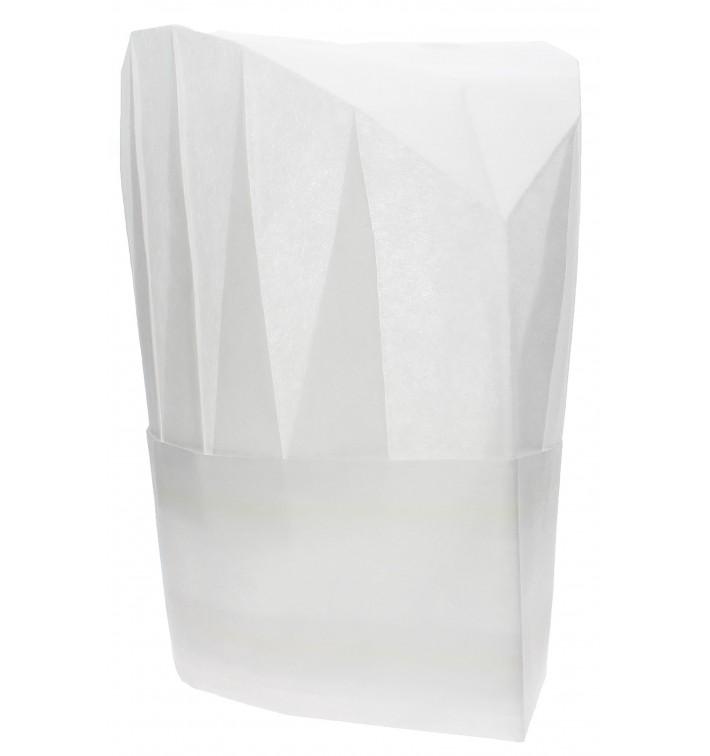 Gorro TST Continental  Blanco (10 Uds)