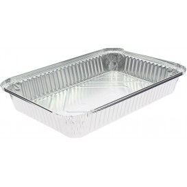 Bandeja Aluminio 18C. 2200ml 315x210x46mm (100 Uds)