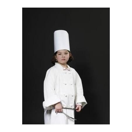 Gorro Papel Cocinero Chef 10 Uds.