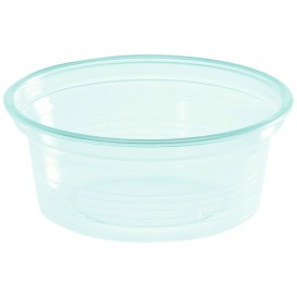 Tarrina para Salsas PS Trans. 50ml Ø7cm (50 Uds)