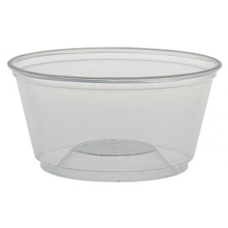 Tarrina para Helados 5 Oz/150ml Transparente PET (50 Uds)