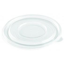 Tapa Plana de Plástico para Bol PET Ø230mm (50 Uds)