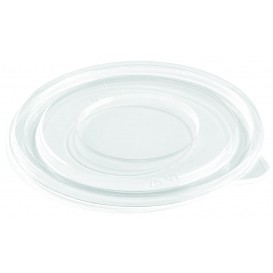 Tapa Plana de Plástico para Bol PET Ø300mm (25 Uds)