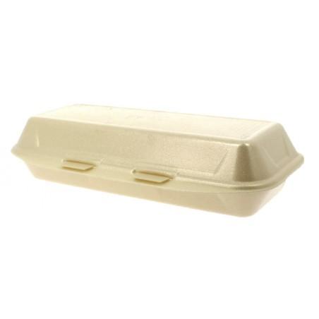 Envase Foam Baguette o Panini 285x130x30mm (50 Uds)